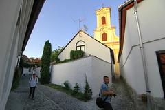 DSC_1892 Szentendre (Csaba_Bajko) Tags: city church nikon europe downtown hungary d70 nikond70 sightseeing wideangle mm pest flickrmeeting magyarorszg szentendre ultrawidezoom bajkcsaba f28quot quot1116