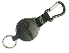 Key Back retractable keychain