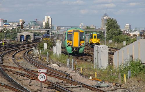 Stazione di Clapham Junction