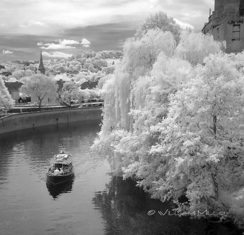 Boat Trip in Bath