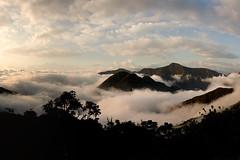 pululahua 3 (sebastian crespo) Tags: mountains clouds atardecer highlands ecuador sebastian sierra nubes crespo montaas pululahua