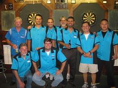 the 2009 SCVDA Top Gun team (winners of the tournament)