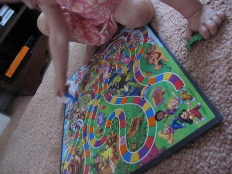 Let's Play Candy Land