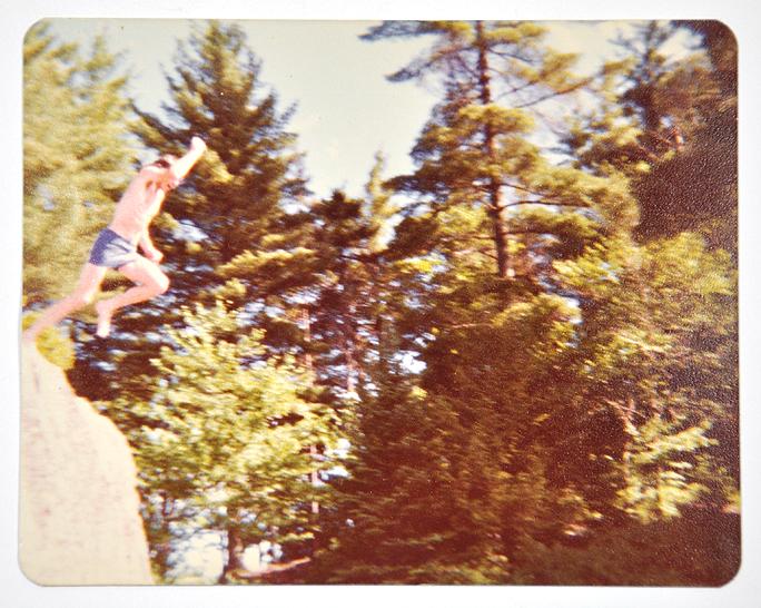 camping in 1977 e