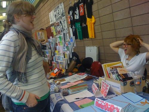 San Francisco Zinefest 2009