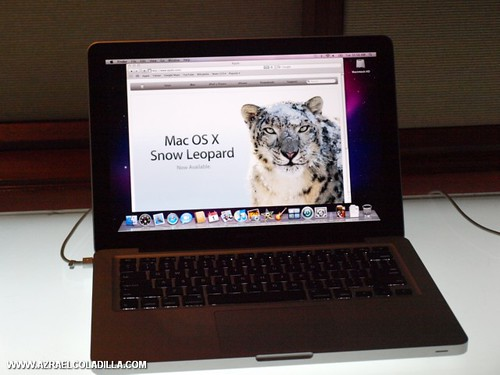 Mac OS X Snow Leopard (Philippine launch)
