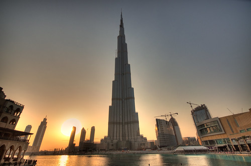 Burj Dubai by karmadude, on Flickr