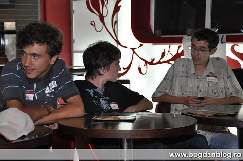 TweetMeet Septembrie 2009