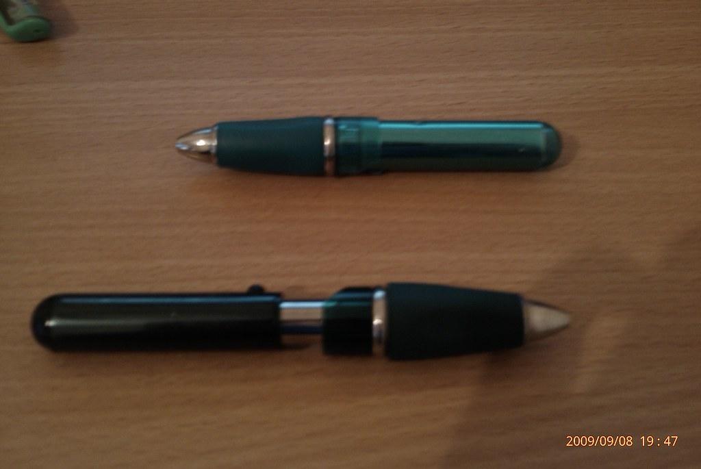 Expandable Pens