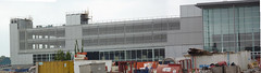 September 2009: Continued construction at Union Square, Guild Street, Aberdeen (iainh124a) Tags: uk panorama bus retail train mall lumix scotland railway shoppingcentre panasonic aberdeen hammerson tz7 millerconstruction dmczs3 iainh124a dmctz7 zs3