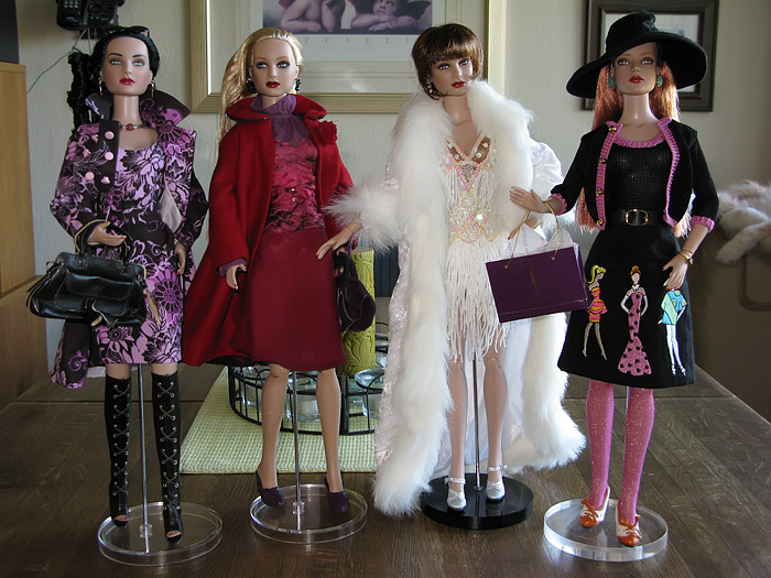 Playing Dolls: Tonner Girls