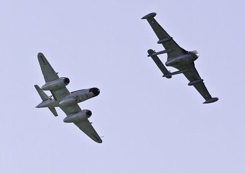 Warbird picture - Leuchars Airshow 120909-5