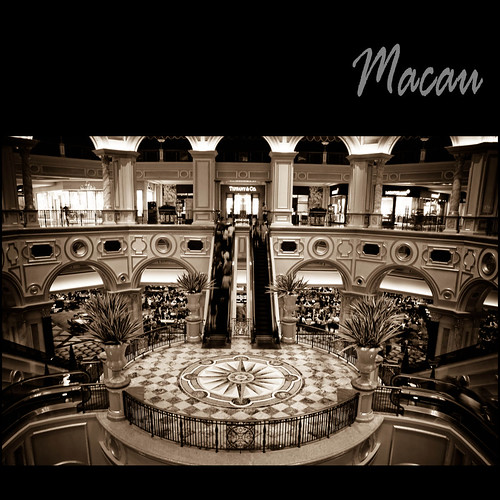 Macau :: The Venetian Macao