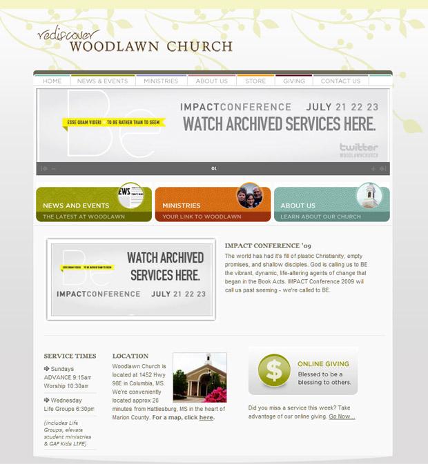Wood Lawn Church