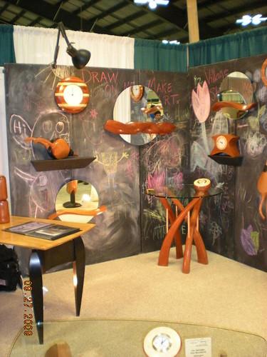 Vermont Fine Furniture Festival - Eric Sprenger Woodworker