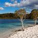Lake MacKenzie © Dennis Dolkens
