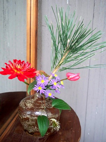 Small Ikebana