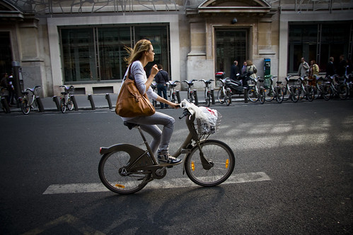 Paris Cycle Chic - Paris Flow