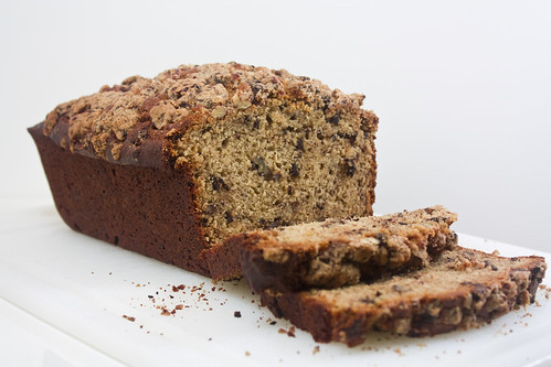 King Peanut Butter Banana Bread