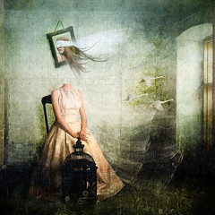 Room of Regret and Farewell (ariel brearly) Tags: hypothetical ourtime photographia innamoramento sharingart photoshopcreativo awardtree amazingeyecatcher imagofabulae goldawardourtime