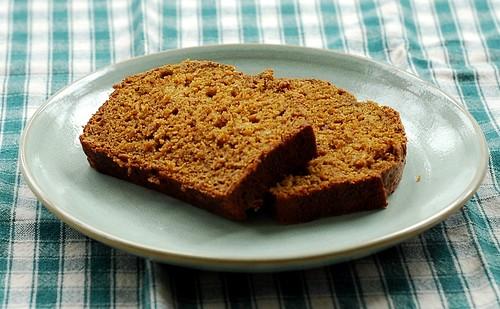 Zucchini Gingerbread