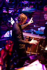 William Goodchild (Crush Images - Matt Collins) Tags: bristol gig orchestra ronisize colstonhall mcdynamite williamgoodchild onnallee
