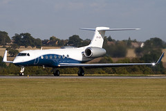 VP-BJK - 5200 - Private - Gulfstream G550 - Luton - 091008 - Steven Gray - IMG_0077