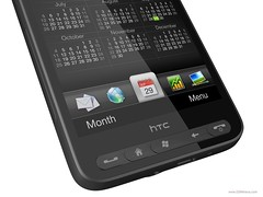 HTC Touch HD 2 buttons