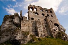 IMG_0870 (psaid) Tags: małopolska ogrodzieniec poland polska budowla budowle budynek budynki building castle ruin ruina ruins ruiny zamek zamki średniowiecze ma³opolska redniowiecze maopolska