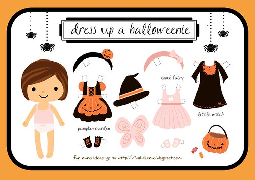 halloween dress up girls free