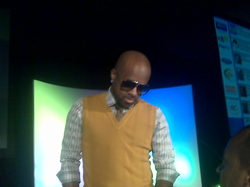 Jermaine Dupri blogworld