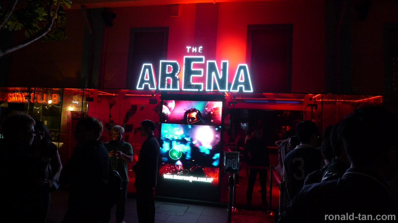 The Arena at Clarke Quay