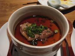 Raku - Egg Custard Foie Gras
