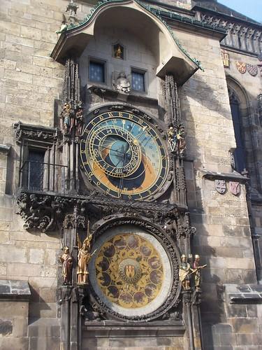 Conjunto del Reloj de Praga