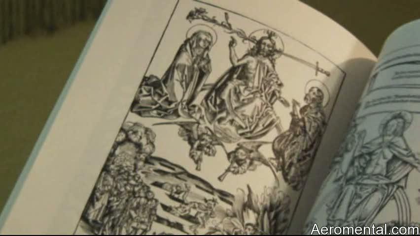libro de Paranormal Activity Jesús