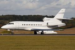 G-SABI - 150 - Private - Dassault Falcon 900EX - Luton - 091023 - Steven Gray - IMG_2878