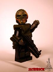 RW Masked Merc (JasBrick) Tags: lego minifig custom ak47 m203 mercenary armyofone brickarms jasbrick