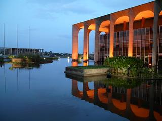 Palácio Itamaraty / Itamaraty Palace, Brasília