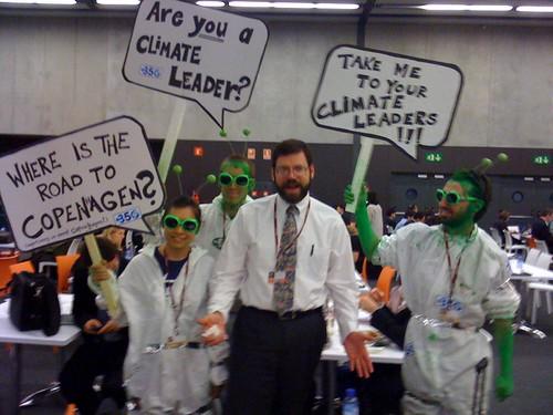 Barcelona Climate Talks
