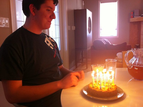 Micah's 17th Birthday