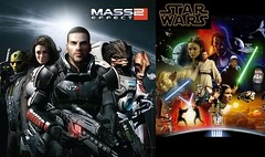 Mass Effect vs. Star Wars