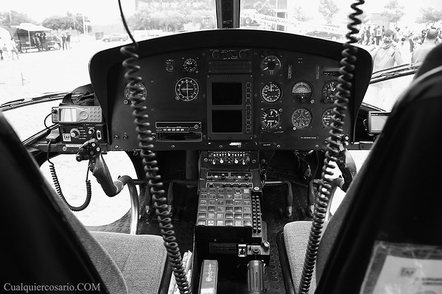 Helicóptero Tania IX