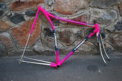 F.Moser TT frameset (cccpvelo) Tags: time tt moser trial pursuit francesco lopro oria frameset fmoser