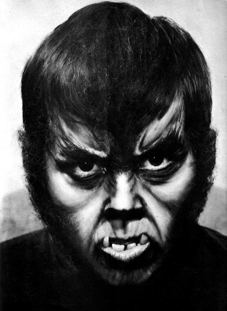 Dick Smith - Werewolf