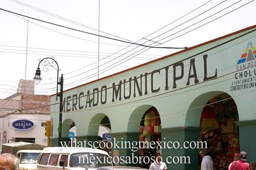 Mercado Cholula