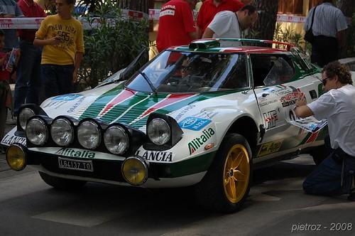 lancia stratos alitalia. DSC_1987 - Lancia Stratos