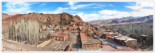 Abyaneh ; The Red Village (by 1Ehsan)