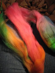 Thinned Roving