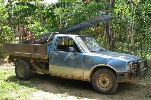 Hardware Devilery Truck