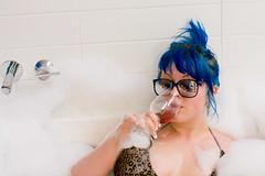 MEGABATH. (tamara mann) Tags: jes hotel bubblebath montreal bubbles 5d bathtub 2009 whotel canonef85mmf12liiusm